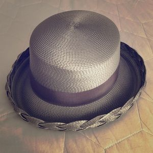 Vintage Spectator Hat
